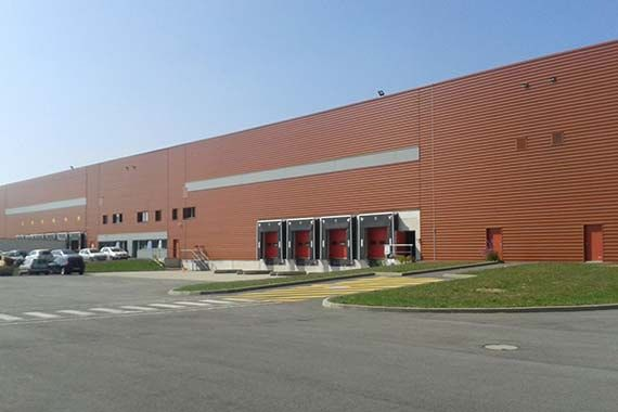 Logistic warehouse for rent in Carquefou