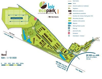 Invest in France Business Ecopark Loiécopark
