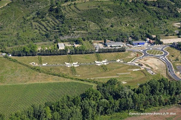 land in business park for sale occitanie France