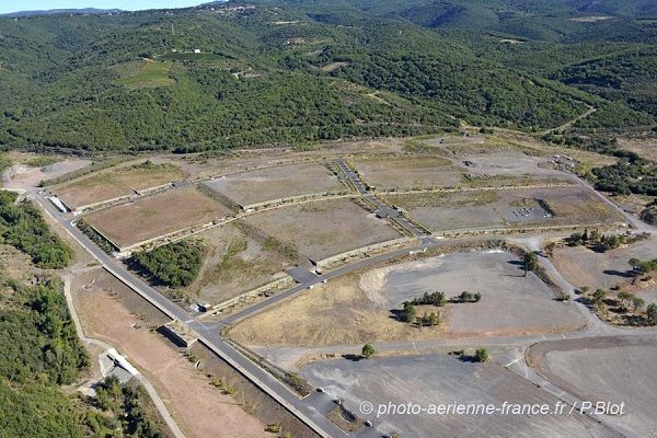 industrial land for sale in south france