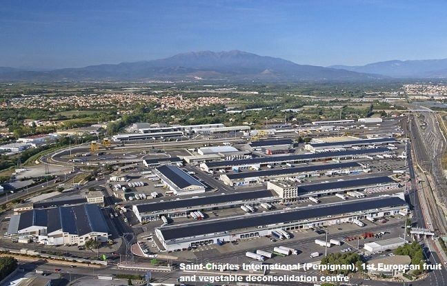 Invest Occitanie Saint Charles business park