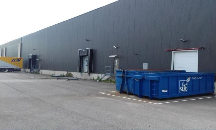Recent warehouse for rent in Lyon