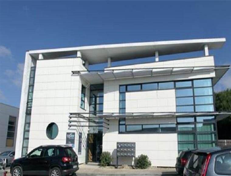 Tic incubator offices for rent in La Rochelle France