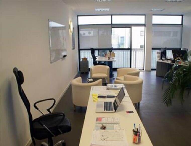 Offices to rent in TIC incubator La Rochelle