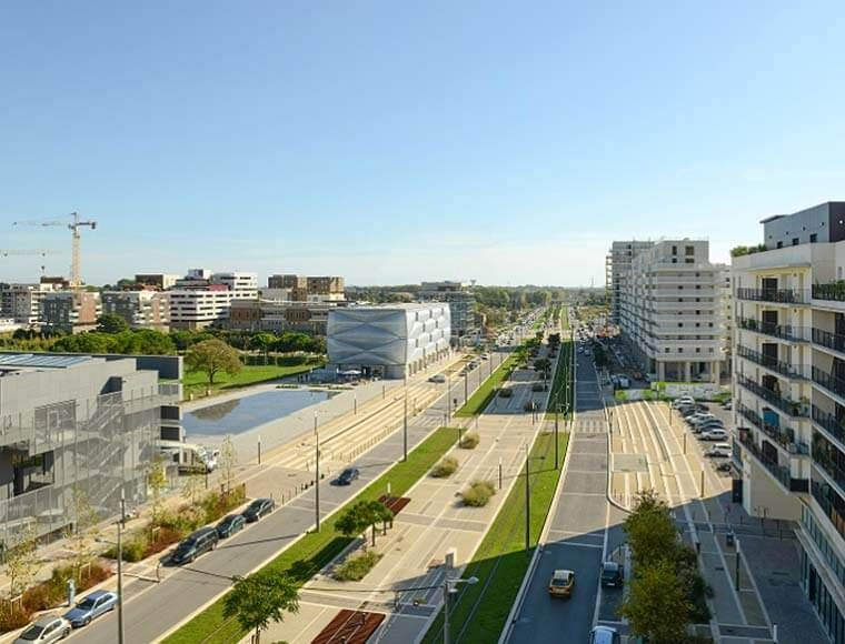 Offices to lease or buy in Montpellier south france