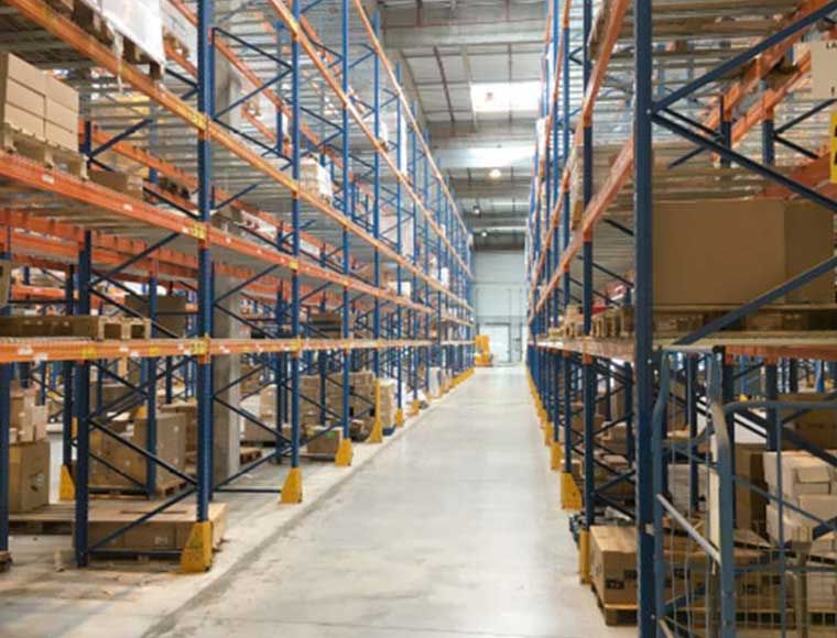 Logistic warehouse for sale in France