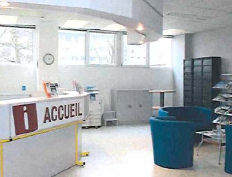 Office spaces for rent in Châteauroux