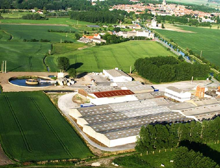 logistic warehouse to rent in France Dunkirk