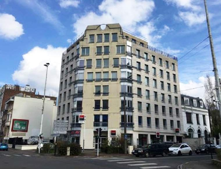 Divisible office spaces for rent in Madeline, Lille