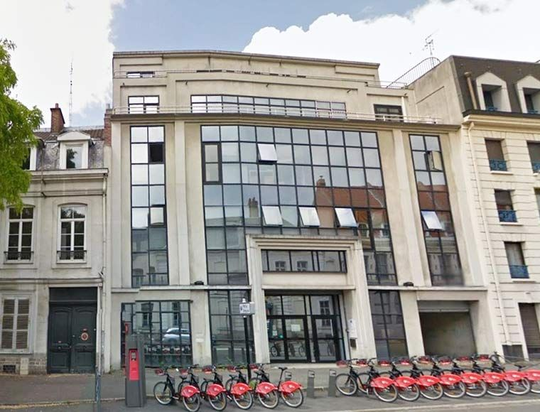 Invest in office space for rent in Lille